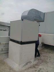 Low Noise Kitchen Exhaust Unit