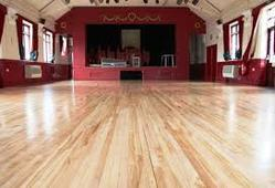 College Hall Wooden Flooring