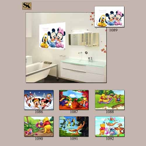 Magnificent Kids Bathroom Tiles Kids Bathroom Wall Tiles Exporter From Download Free Architecture Designs Scobabritishbridgeorg