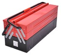 Stainless Steel Cantilever Tools Box Five Compartment