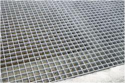 Interlock Gratings