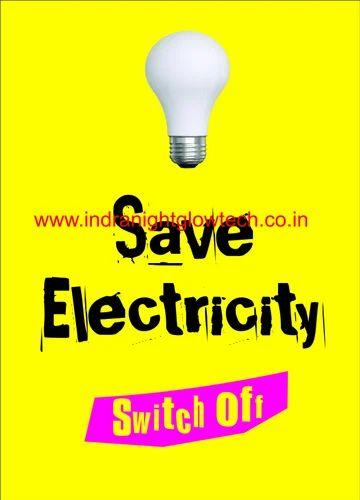 save electricity poster safety poster goregaon east mumbai