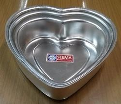 Cake Baking Tray - Heart