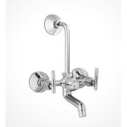 Wall Mixer Tel with L Bend Linea