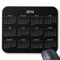 Calendar Mouse Pad