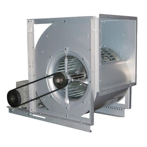 Belt Fans On Vfd Drive : Belt drive centrifugal fan at rs piece s