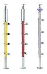 Acrylic Colour Baluster
