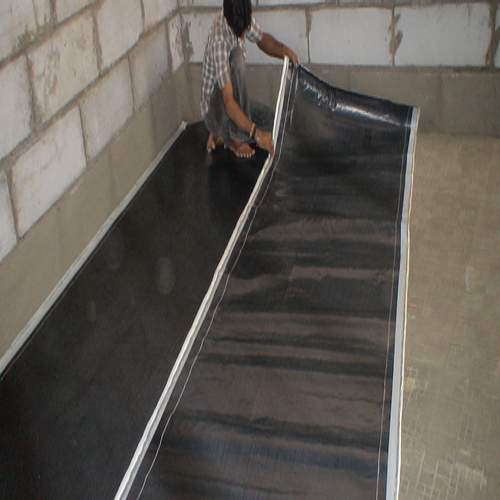 Water Proofing Membrane Kct Self Adhesive Waterproofing