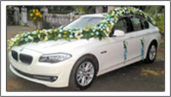 Wedding Car Decoration In Goa