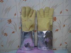 Aluminum Kevlar Hand Gloves