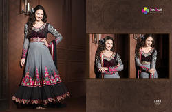 Designer Anarkali Straight Suits