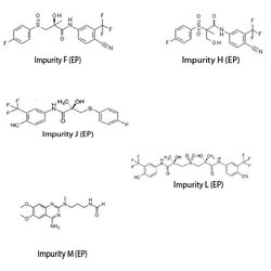 Bicalutamide Impurity F, H, J, L & M