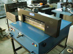 Used Paper Cutting Machines