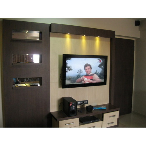 Living Room Lcd Unit Xena Design Manufacturer In Old Lbs Road