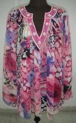 Ladies Polyester Tunic