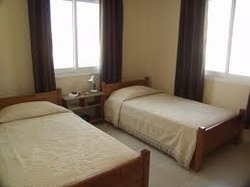 Twin Bed Rooms