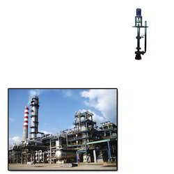 Vertical Submerged Pumps for Petrochemical Industry