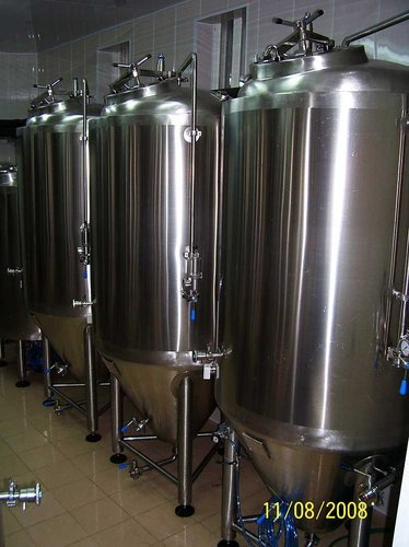 Pharmaceutical Jacketed Tank