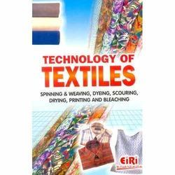 Textiles Spinning & Weaving Book