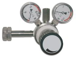 Pressure Regulator For Gas Cylinders