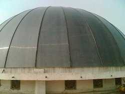 Poly Carbonate Domes