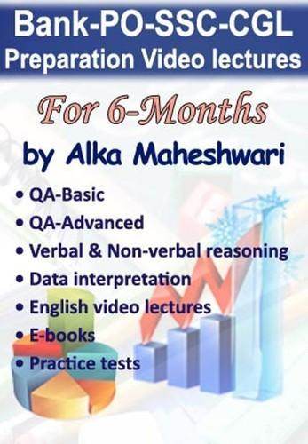 6 Months Video Lecture Course (instant Download+dvd)