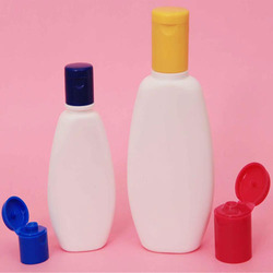 HDPE Oval Bottle