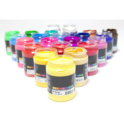 Water Based Inks