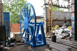 Wire Rope Coiler