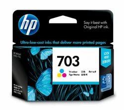 CD888AA HP 703 Tri Color Deskjet Ink Cartridge