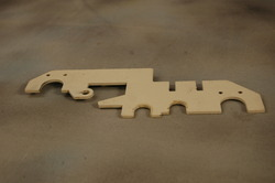 Machineries Sheet Metal Parts