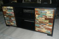 Industrial Furniture Entertainment Unit