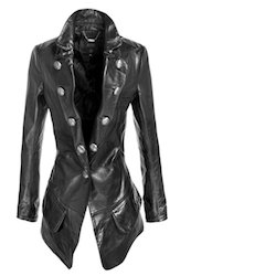 Designer Leather Jackets For Women - Jacket