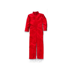 Red Boiler Suit