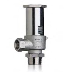 Cryogenic Stainless Steel Relief Valve