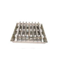 Square Grill Type Hopper Magnet