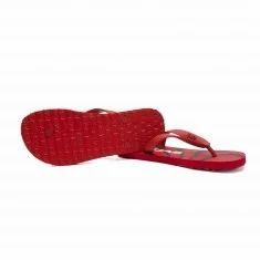 Gas Men Red Drift Flip Flops