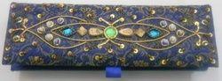 Zari Handicraft Pencil Box