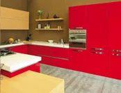 Laquered Kitchen