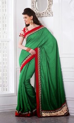 Hand Embroidered Sarees