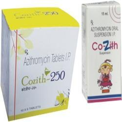 Azithromycin 250/500 Tablets/ 200mg susp 15 ml