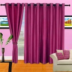 Plain Polyester Curtains