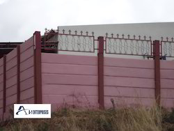 RCC Pasted Precast Compound Wall