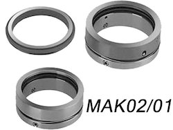 MAK02 O Ring Seals