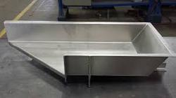 Industrial Stainless Steel Tray
