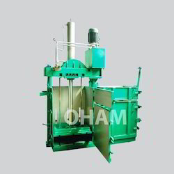 Carton Baling Press