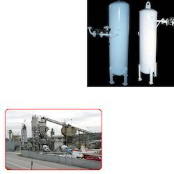 Air Receiver for Cement Industry