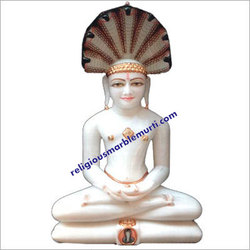 Jain Marble Statues