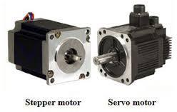 Motors Servo- Stepper Repair Service
