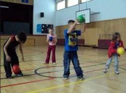 Physical Skills Kindergarten
